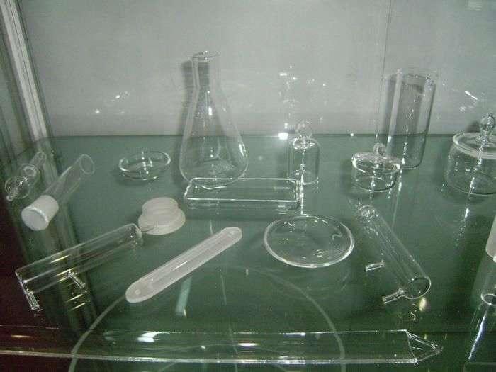 实验室仪器摆放
